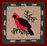 Cardinal kit and Pattern