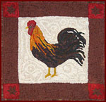 Rooster kit and Pattern
