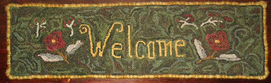 Welcome - Hooked by Debbie Smith