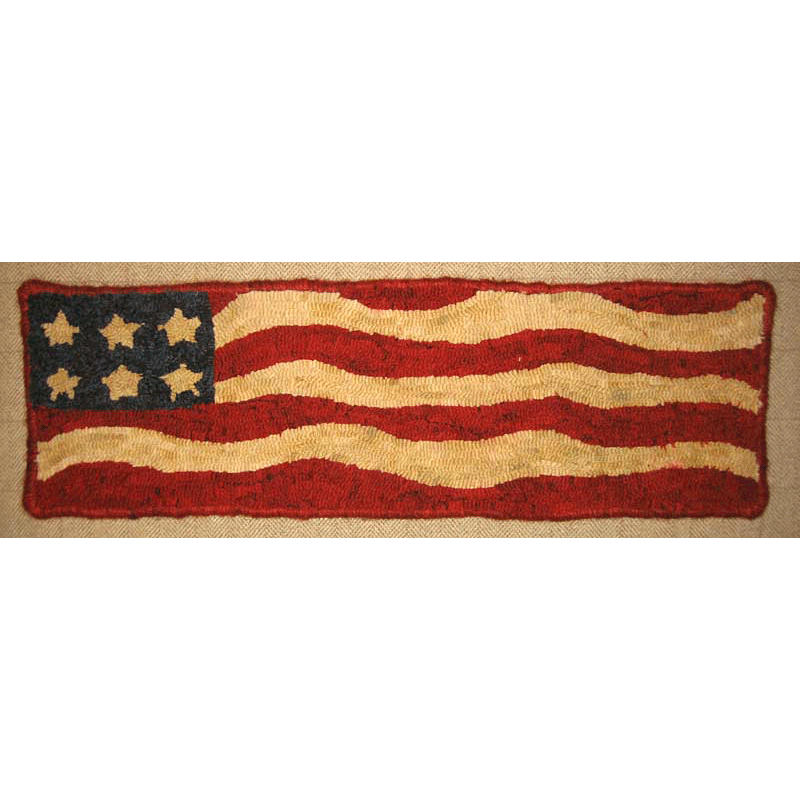 Amerivan Flag Kit & Pattern