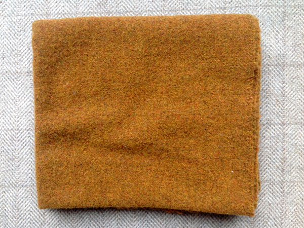 California Gold Textured Wool