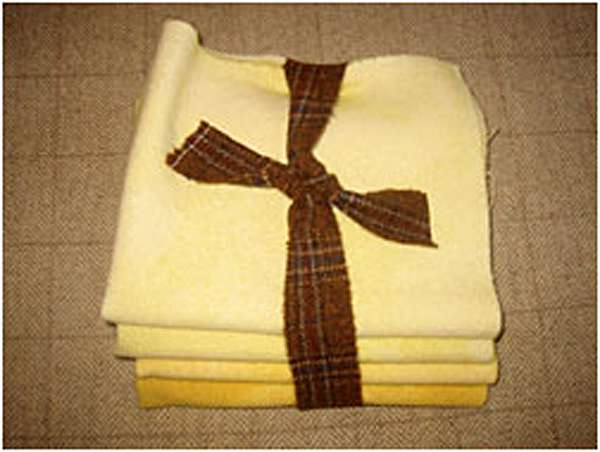 Chick Yellow 1/2 Yard Bundle — $25.00