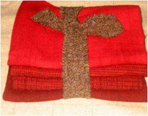 Christmas Red 1/2 Yard Bundle — $25.00
