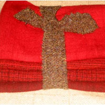 Christmas Red 1/2 Yard Bundle — $25.00