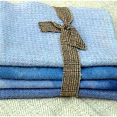Cupboard Blue 1/2 Yard Bundle — $25.00