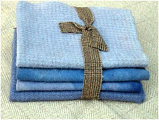Cupboard Blue 1/2 Yard Bundle — $25.00