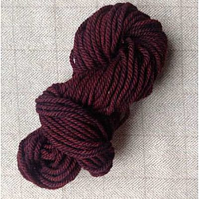 Dark Red Yarn — $18.00 per skein