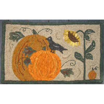 Autumn's Harvest Kit & Pattern