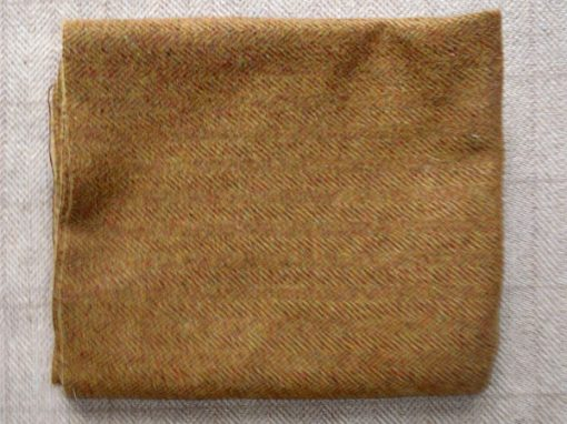 Gold Rush Textured Wool
