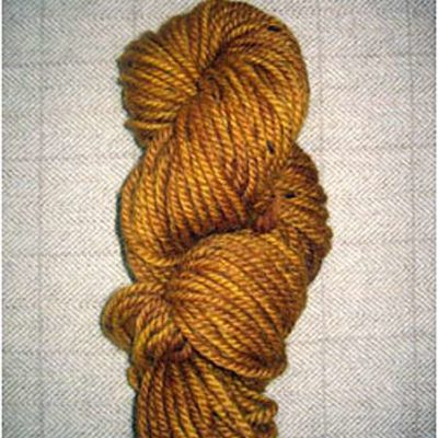 Gold Yarn — $18.00 per skein