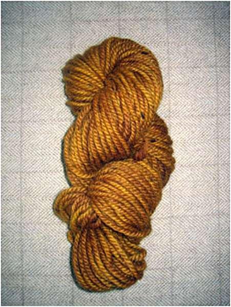 Gold Yarn — $18.00 per skein