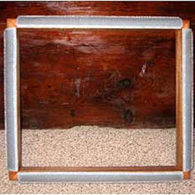 """14"""" x 16"""" i.d. Hooking Frame with Gripper Strips"""