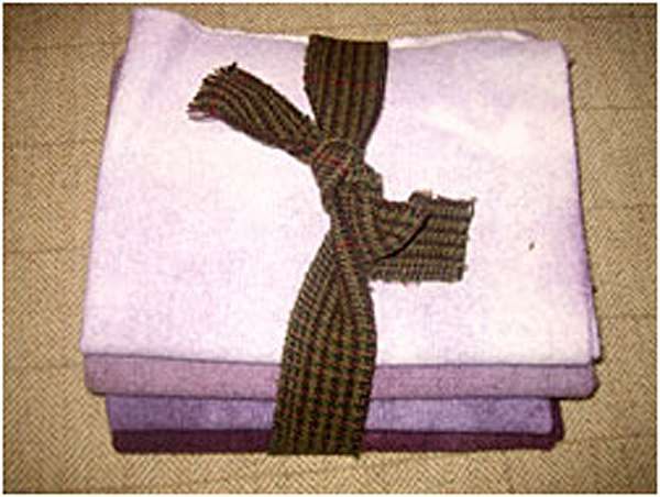 Lavender 1/2 Yard Bundle — $25.00