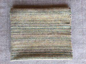 Lemon Grass Textured Wool