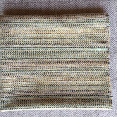 Lemon Grass Textured Wool