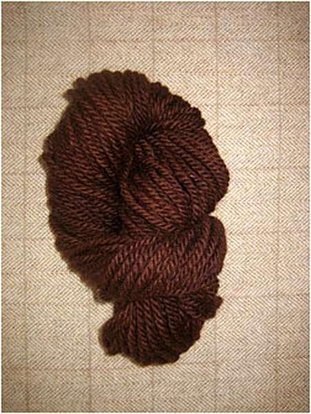 Mahogany Yarn — $18.00 per skein