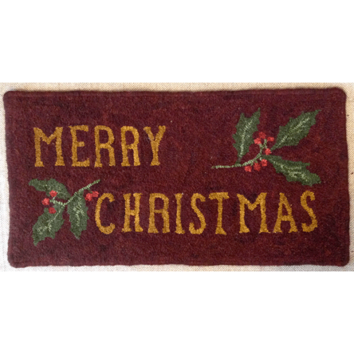 Merry Christmas Kit & Pattern