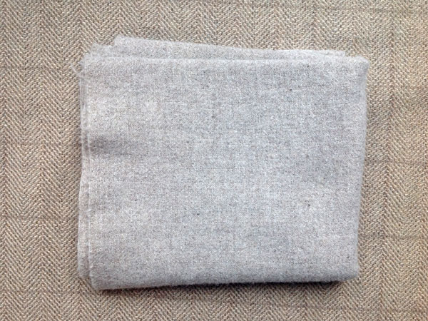 Oatmeal Textured Wool