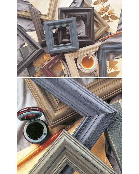 "Peddlers Alley Frame 5½"" x 3½"""