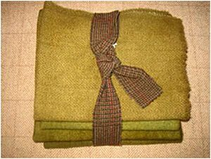 Primitive Green 1/2 Yard Bundle — $25.00