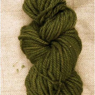 Primitive Green Yarn — $18.00 per skein