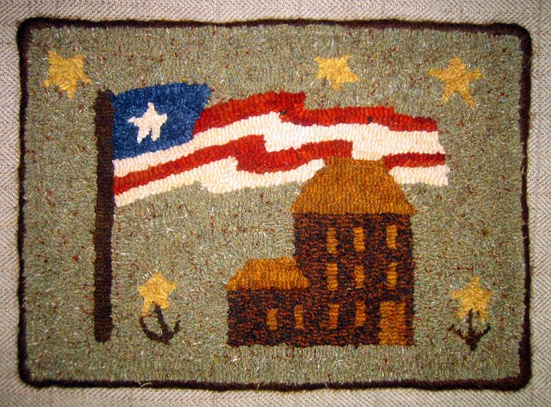 Proud American Kit & Pattern