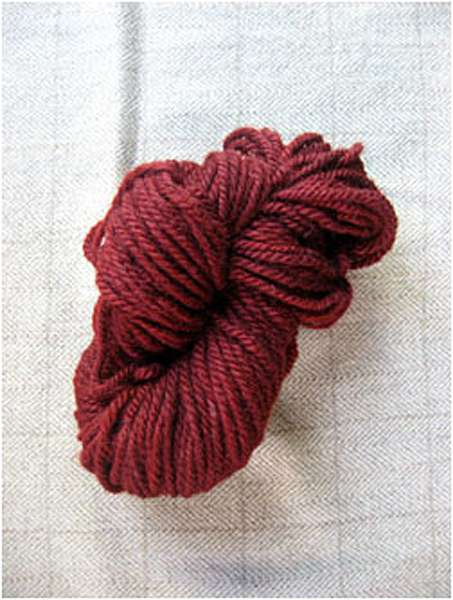 Old Time Red Yarn — $18.00 per skein