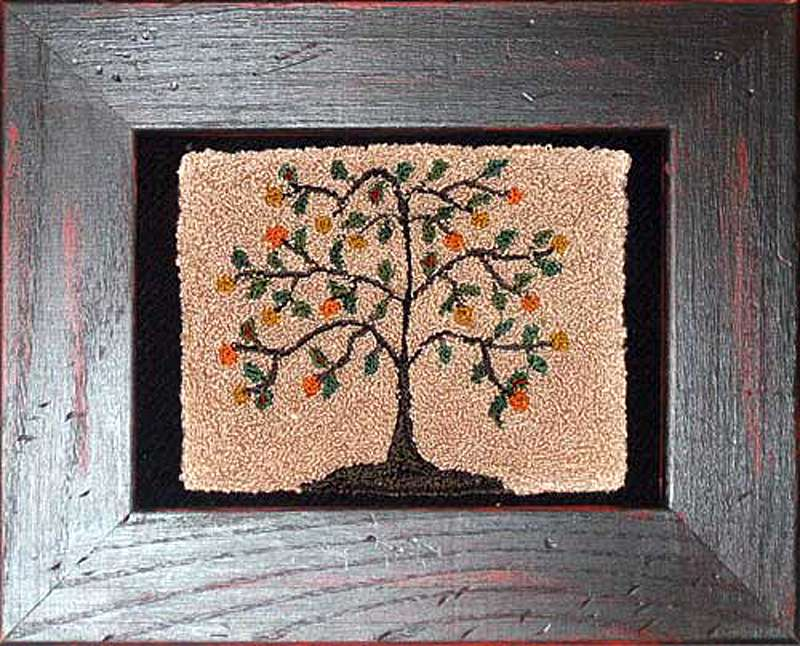 "Tree of Life — Dark 4"" x 5½"" Kit — $18"