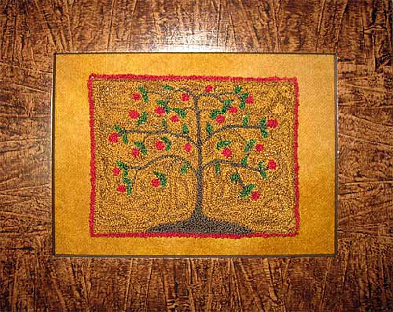 "Tree of Life — Golden 4"" x 5½"" Kit — $18"