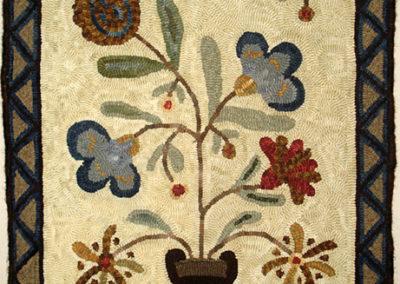 Rebecca's Garden – Hooked by Debbie Smith