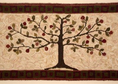 Tree of Life – Hooked by Joan Worthington